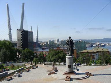 Владивосток иего первые поселенцы: жизнь «накраю света»