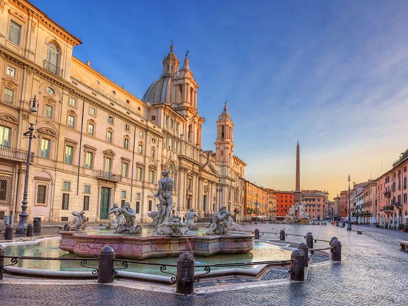 Экскурсия Первое свидание с Римом