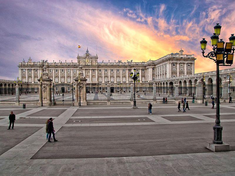 Экскурсия ¡Hola, Мадрид! Первая прогулка покосмополитичной столице Испании
