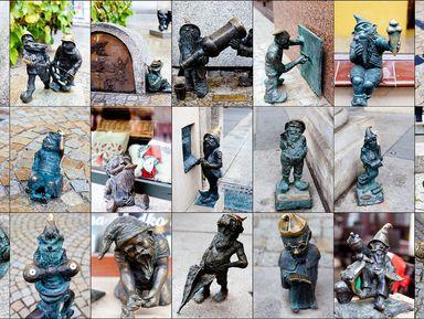 Экскурсии и гиды - Вроцлав