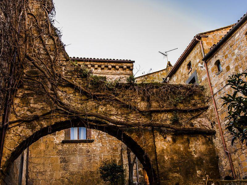 Фото Орвието — архитектура и прекрасное вино