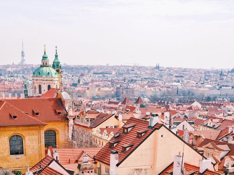 Экскурсия Прага глазами местного жителя