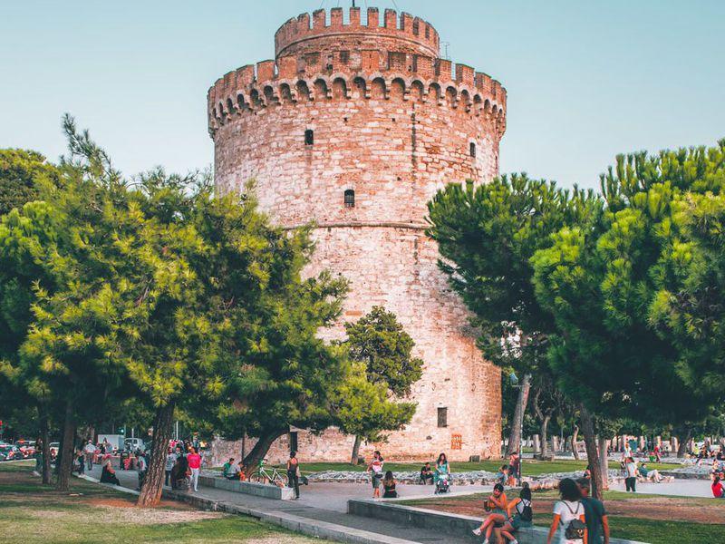 Экскурсия Влюбиться в Салоники за один день!