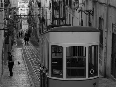 Лиссабон через фотообъектив
