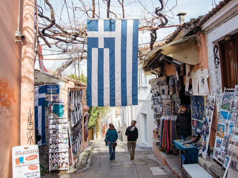 Фото: Афины как на ладони