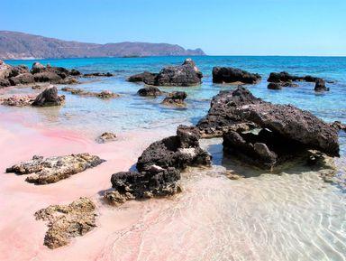 Три пляжа и семь морей Крита