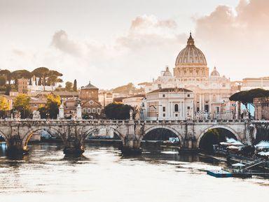По Риму на рассвете: очарование безлюдных площадей