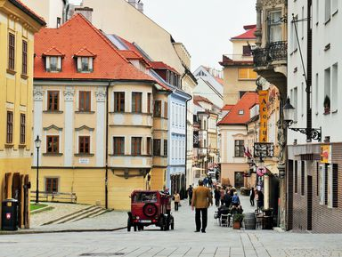 Экскурсия в Братиславе: О Братиславе с любовью