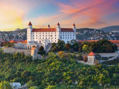 Влюбиться в Братиславу за один день!