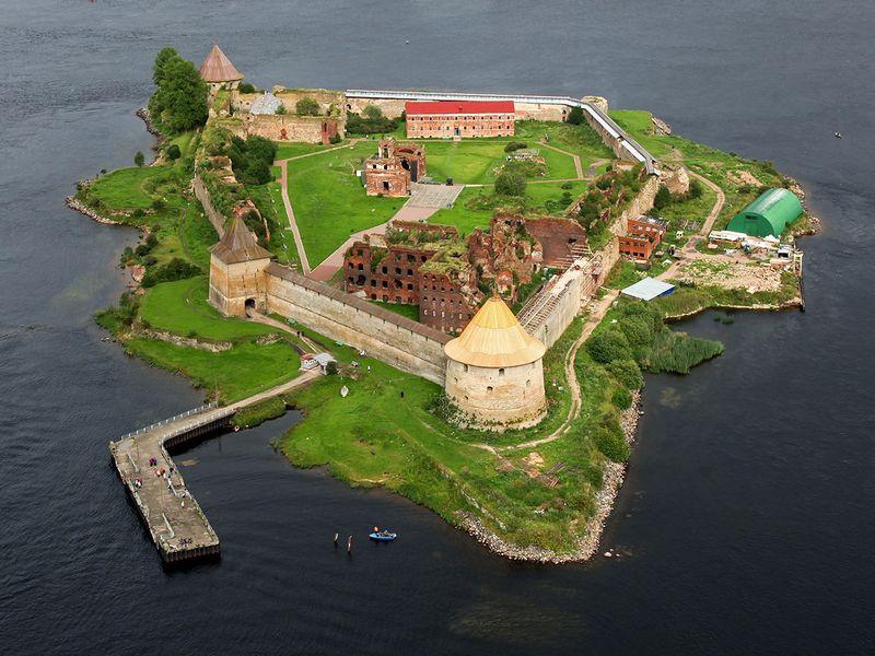 Экскурсия Крепость Орешек: секреты неприступной цитадели