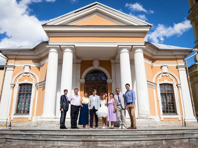 Экскурсия Фото-экскурсия «Сердце Петербурга» (Петропавловская крепость)