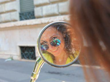 По Милану с мотокругосветчиком