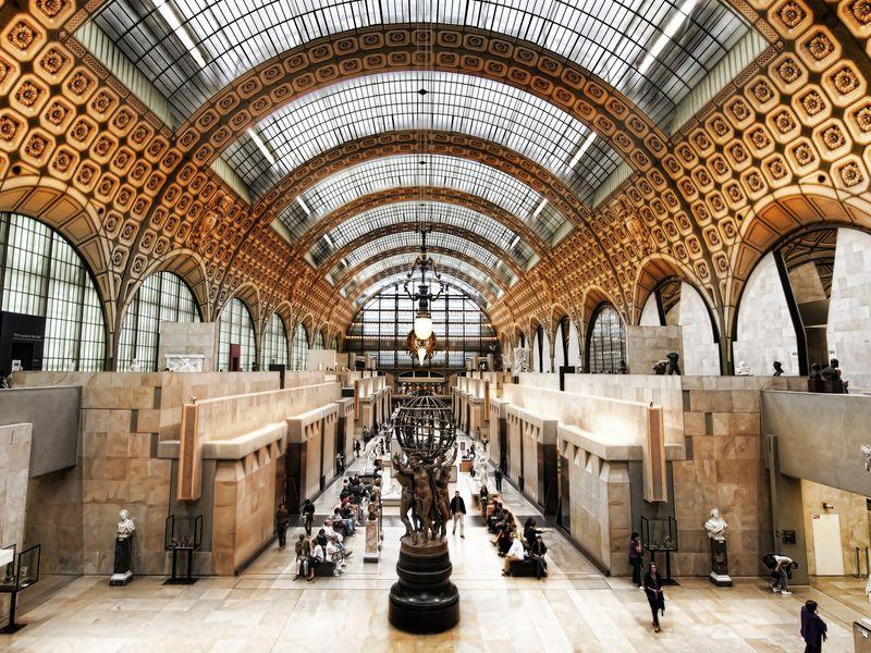 Экскурсия Шедевры коллекций музея Орсе за 2 часа