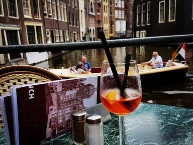 Бар-тур по Амстердаму