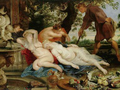 Шедевры и красавицы венского Музея истории искусства