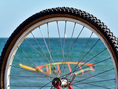 По Барселоне на велосипеде: море, парки, спорт