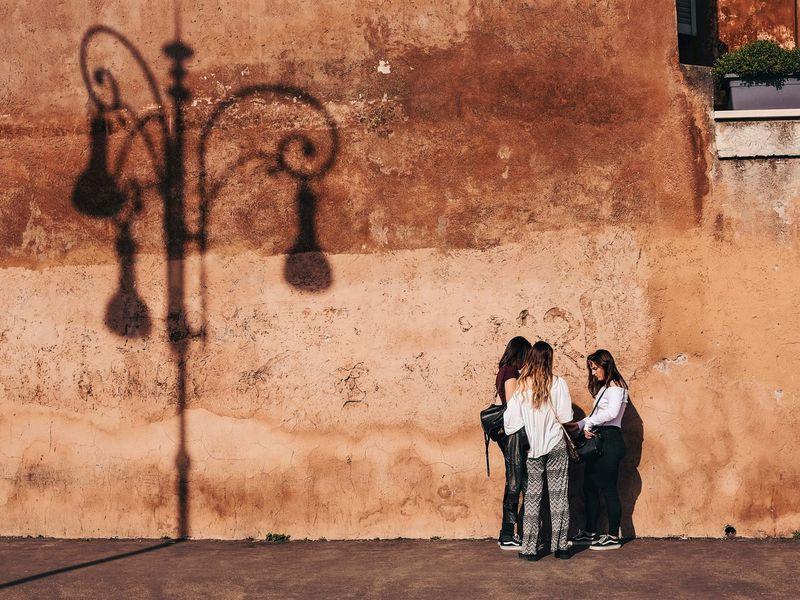 Экскурсия Коппеде. Элегантные жилые кварталы Рима