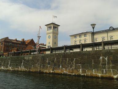 Экскурсии и гиды - Мальмё