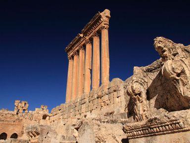 Баальбек — гордость Древнего Рима