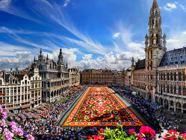 Брюссель за один день!