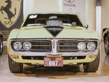 Из Дубая — в музей старинных автомобилей!