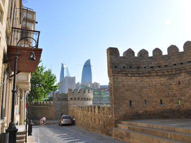 Баку. История Старого города