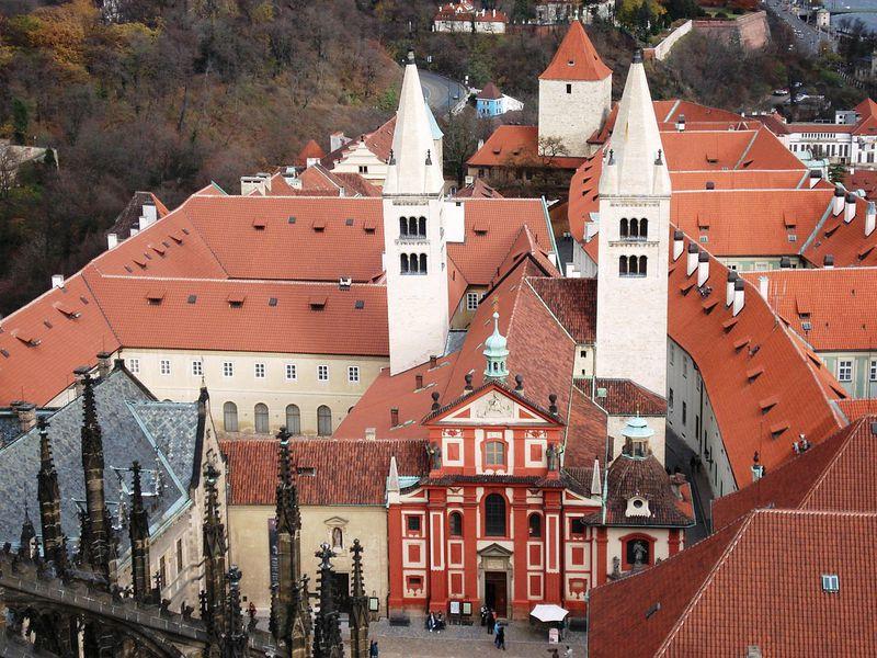 Тайны Пражского Града