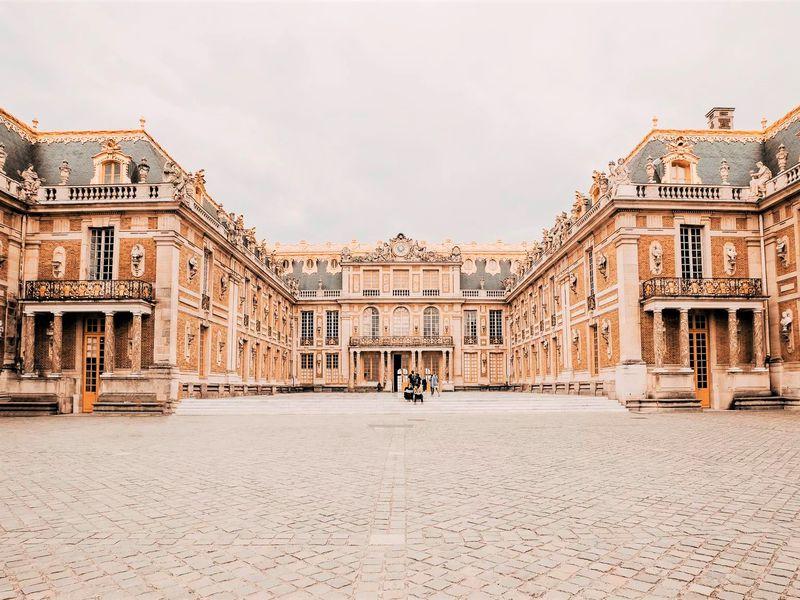 Экскурсия Большое знакомство с Версалем