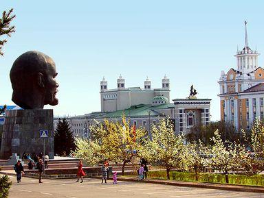 Большая обзорная экскурсия по Улан-Удэ: с древности до наших дней
