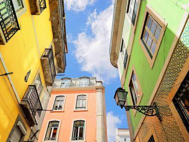 По Лиссабону без спешки