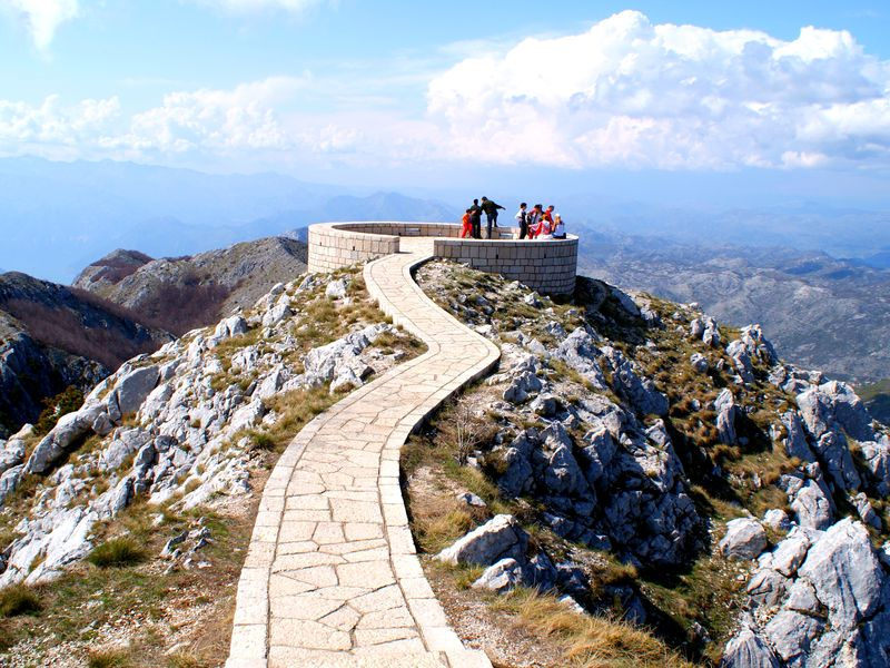 Фото: Заповедник Ловчен и святыни Черногории