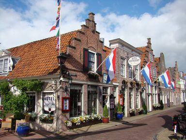 Экскурсия в сырный город Эдам и рыбацкую деревню Волендам