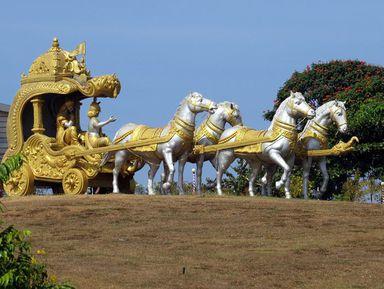 Святыни шиваитов в Гокарне и Мурдешваре