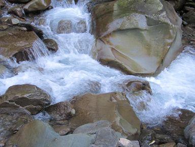 Путешествие в долину реки Аше