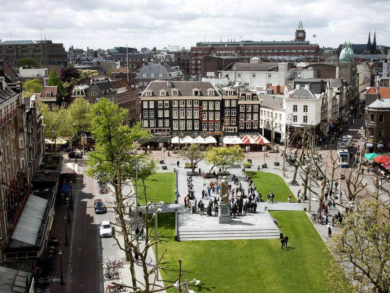 Амстердам для своих: прогулка по необычным местам