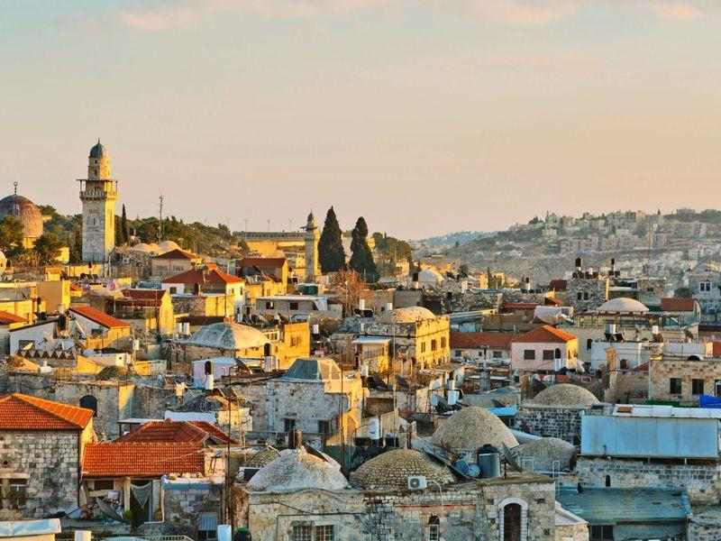 Экскурсия Священный Иерусалим