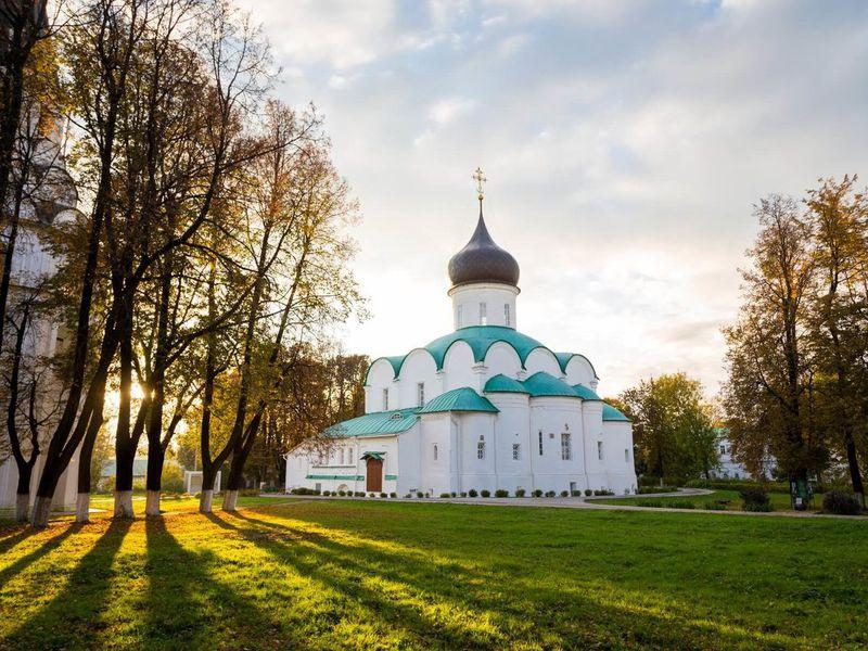 Александров: город правителей, город изгнанников