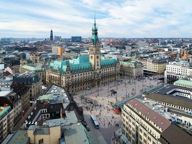 Добро пожаловать в Гамбург!