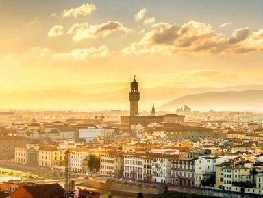Флоренция— всамое сердце!