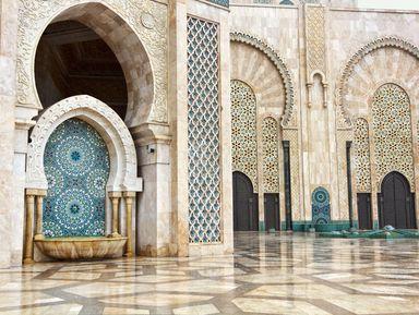 Обзорные и тематические экскурсии в городе Касабланка