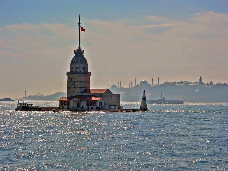 Узнать Стамбул в круизе по Босфору