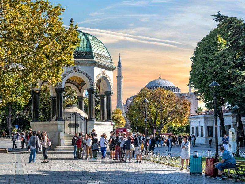Экскурсия Стамбул: коротко о главном