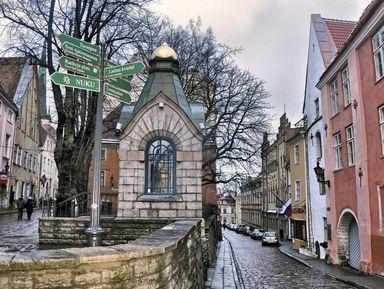 Квест «Исчезающий Таллин»