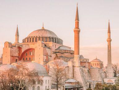 Стамбул с лицензированным гидом
