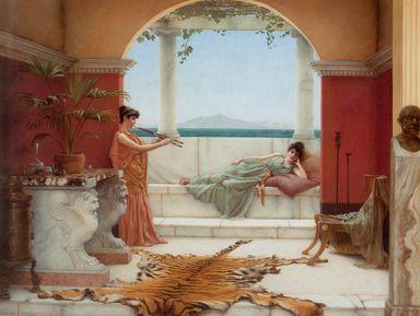 Женщины в Древней Греции