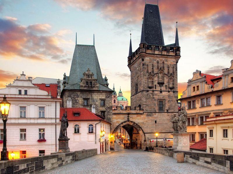 История Праги за3часа