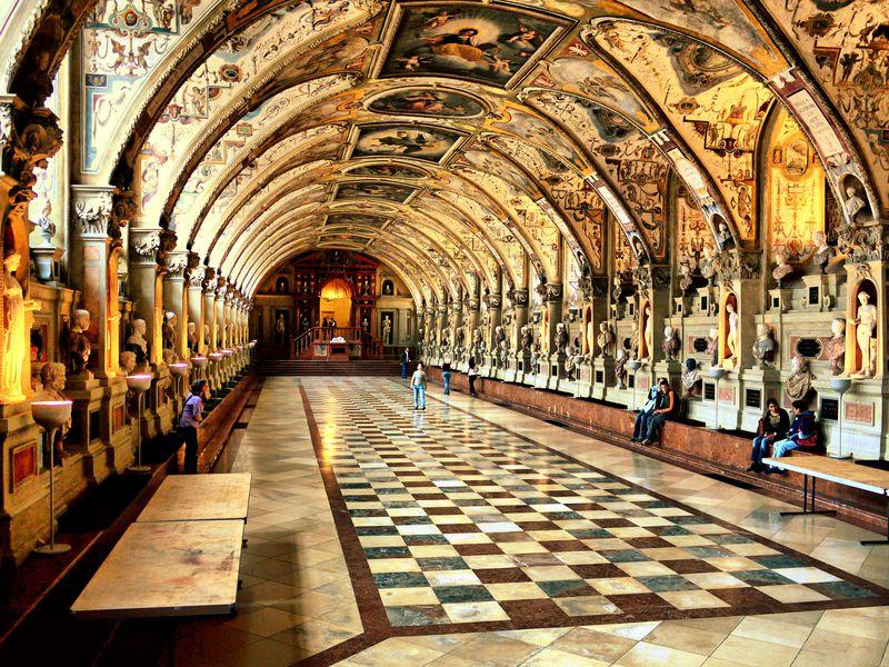 Экскурсия Групповой тур «Мюнхен— город-резиденция династии Виттельсбахов»