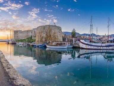 Путешествие по Северному Кипру