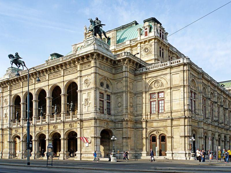 Экскурсия Один день в Вене