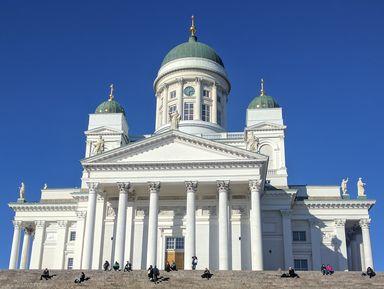 Экскурсия в Хельсинки: Знакомство с утренним Хельсинки